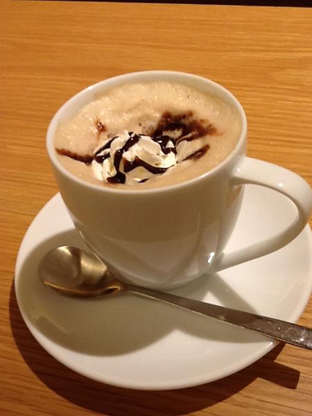 カフェショコラ